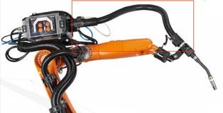 KEMPPI SP600578 Кабель T3 W L=1,05 EURO для ABB IRB 1520ID Общий вид