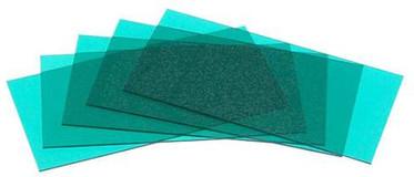 OPTREL 5000.400 Внутренняя защитная линза светло-зелёная +1.5 Общий вид
