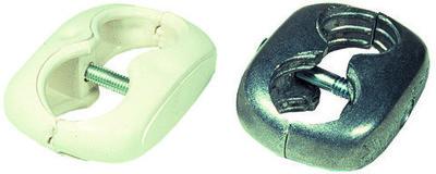 EWM 098-001424-00000 Двойной шланговый зажим Двойной шланговый зажим