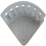 EWM 098-004211-00000 188x70x147 mm Настенный держатель шлангов из алюминия