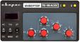 СВАРОГ 00000085217 TIG 160 AC/DC (R57) Панель управления